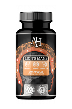 Apollo's Hegemony Lion's Mane - high quality Lion's Mane extract containing 30% of active substances